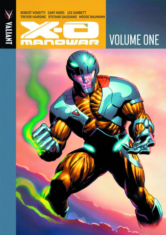 X-O Manowar Vol. 1