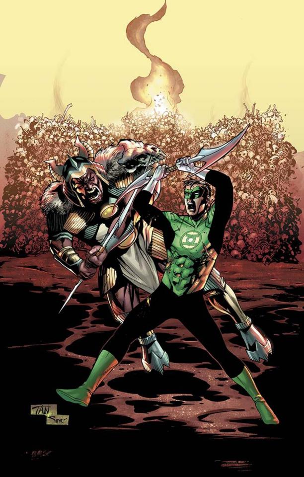 Green Lantern #30