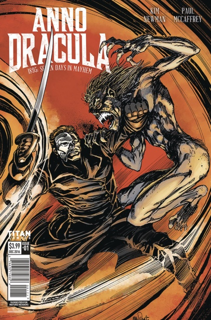 Anno Dracula #1 (Zornow Cover)