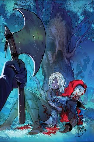 Red Sonja #2 (Andolfo Virgin Cover)