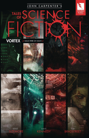 Tales of Science Fiction: Vortex #5