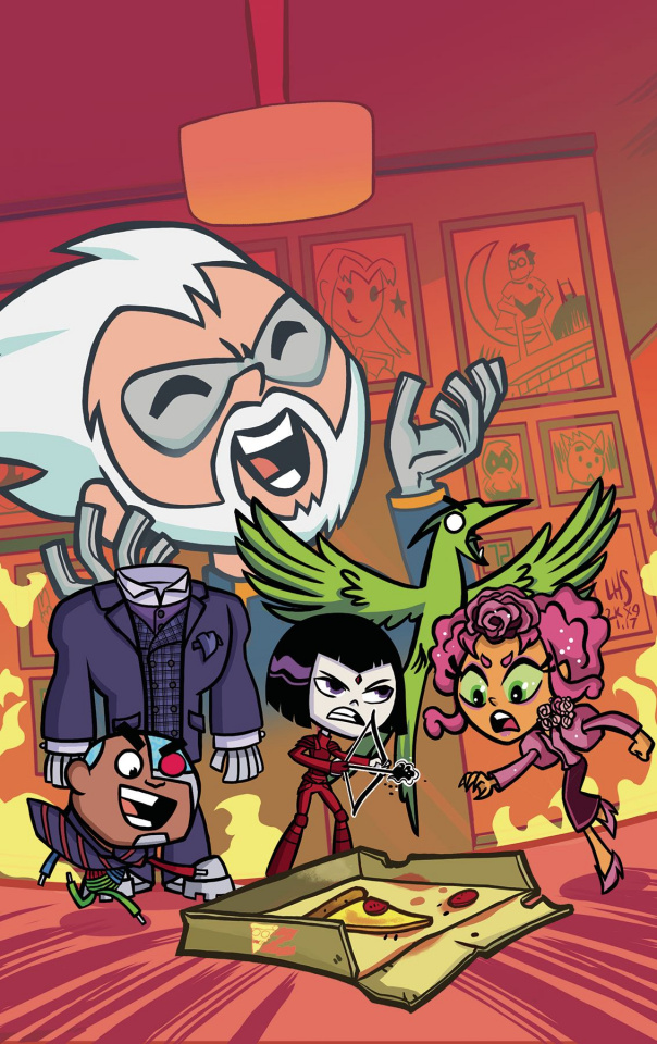 Teen Titans Go! #34