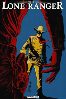 The Lone Ranger Vol. 8: The Long Road Home