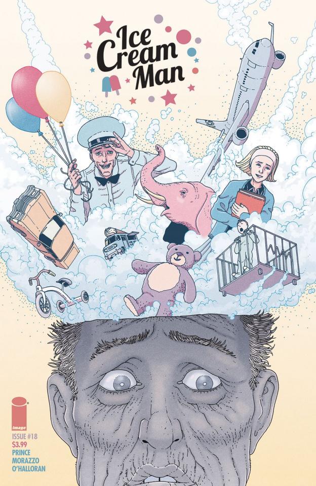 Ice Cream Man #18 (Morazzo & O'Halloran Cover)