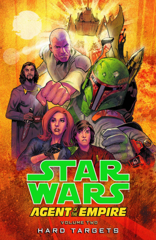 Star Wars: Agent of the Empire Vol. 2: Hard Targets