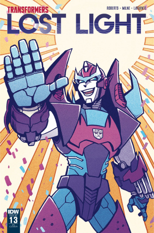 The Transformers: Lost Light #13 (10 Copy Cover)