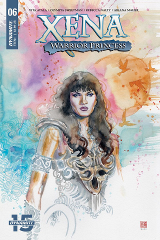Xena: Warrior Princess #6 (Mack Cover)