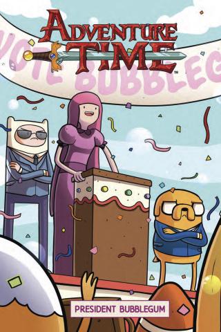 Adventure Time Vol. 8: President Bubblegum