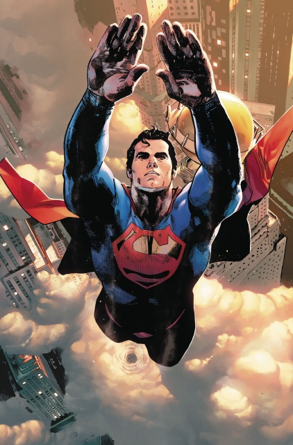 Action Comics Vol. 2: Welcome to the Planet
