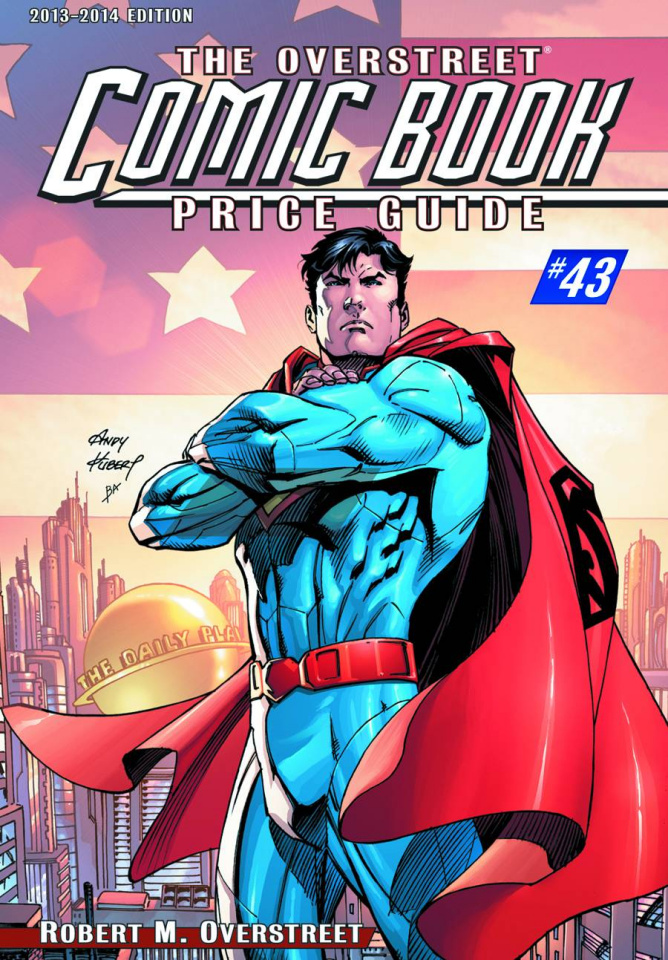 The Overstreet Comic Price Guide Vol. 43: Superman