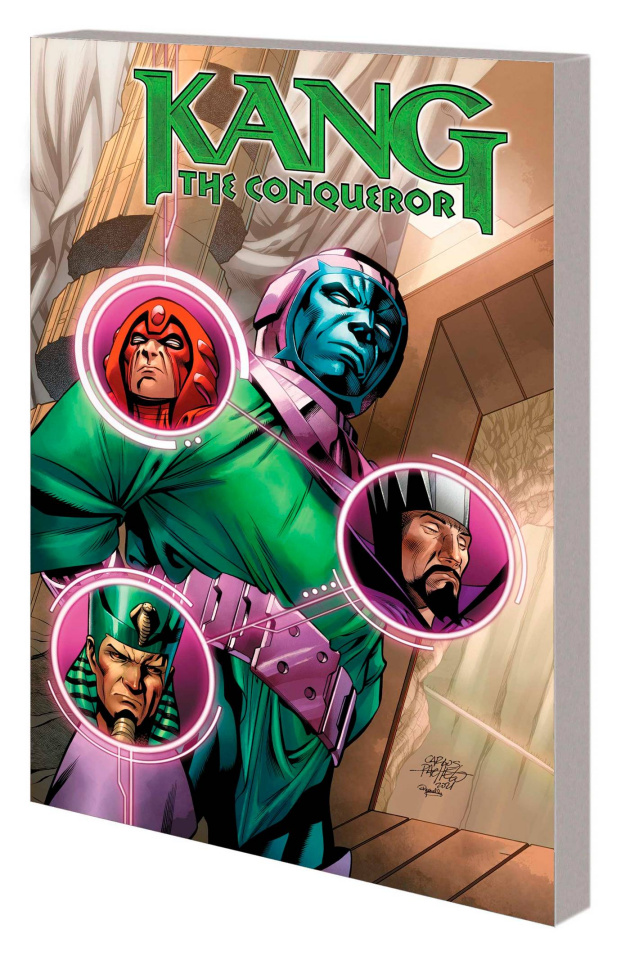 Kang the Conqueror: Only Myself Left to Conquer