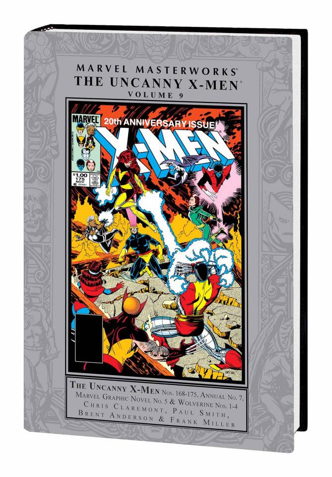 Uncanny X-Men Vol. 9 (Marvel Masterworks)