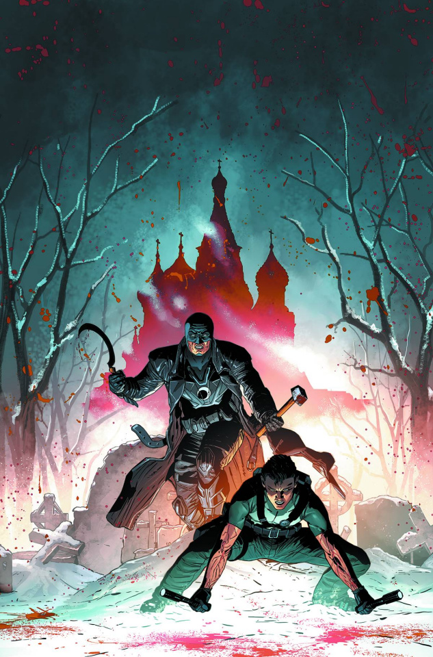 The Midnighter #4