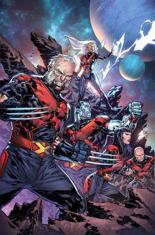 X-Men: Gold #16: Legacy