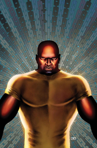 Luke Cage #2 (Cassaday Cover)