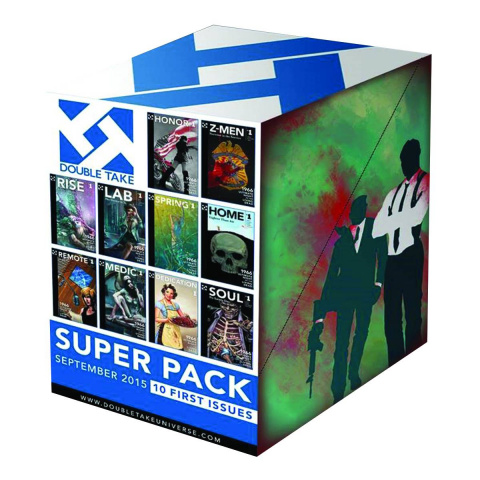 Double Take Collector's Box Sep. 2015