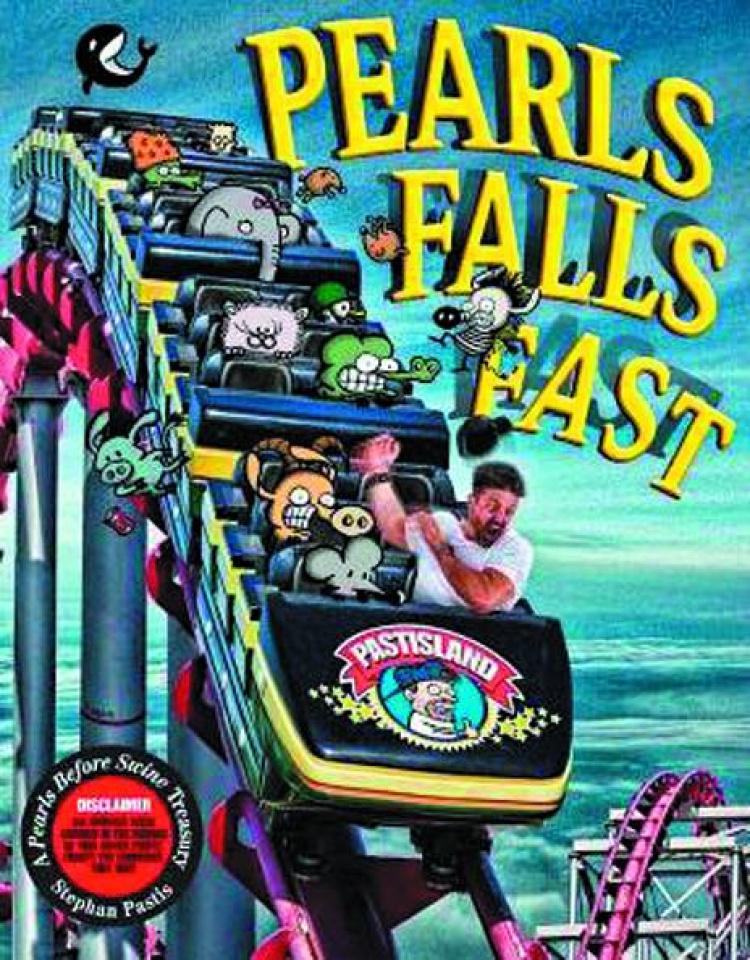 Pearls Before Swine: Pearls Falls Fast