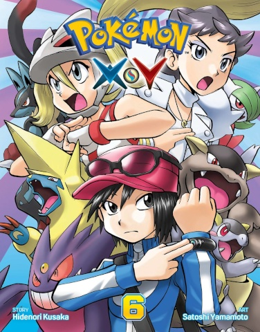 Pokemon XY Vol. 6