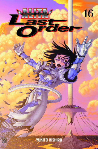 Battle Angel Alita: Last Order Vol. 16