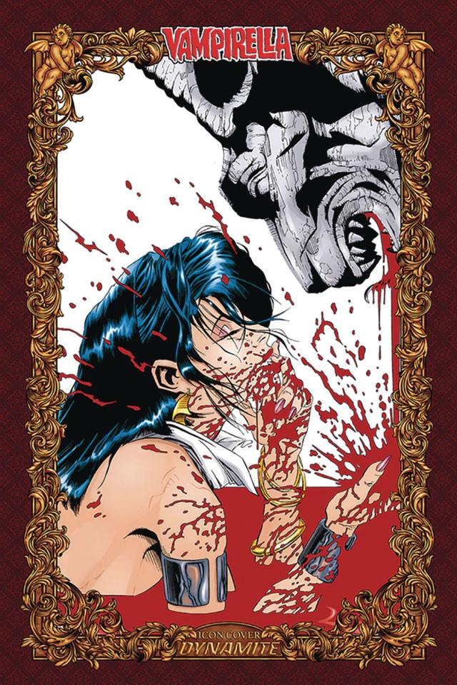 Vengeance of Vampirella #1 (100 Copy Quesada Icon Cover)