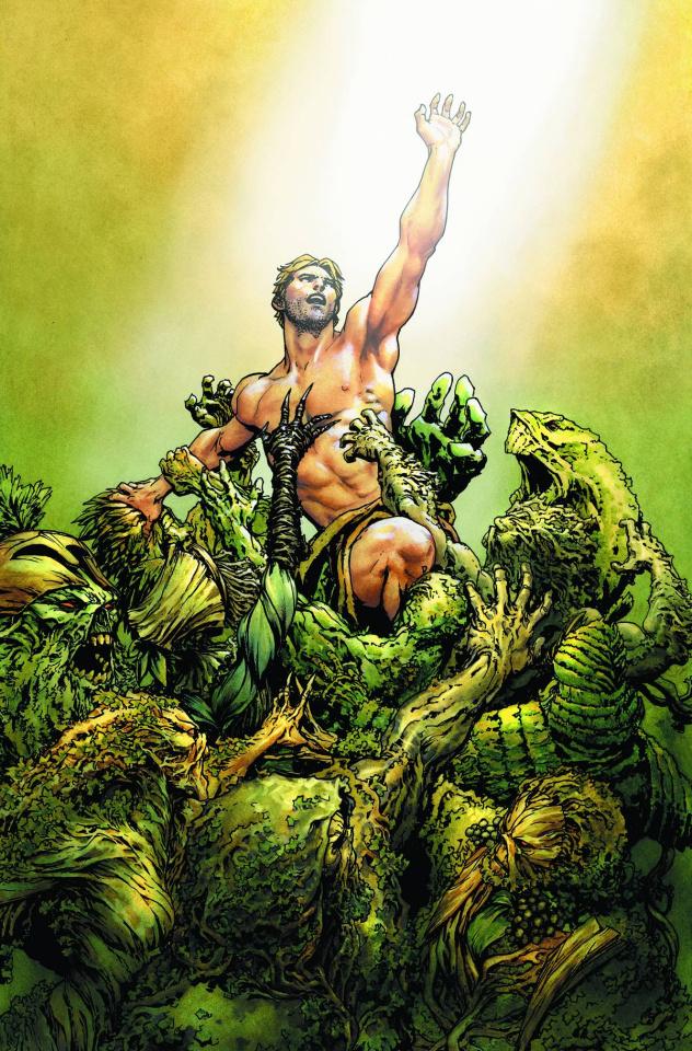 Swamp Thing #27