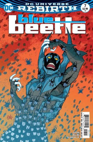 Blue Beetle #7 (Variant Cover)