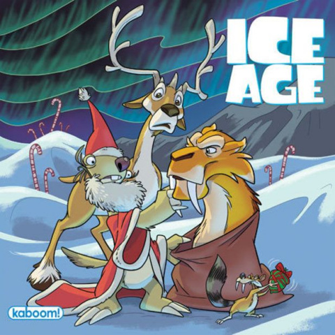 Ice Age: Past Present & Future