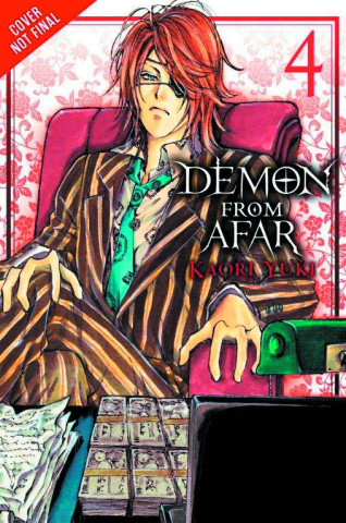 The Demon From Afar Vol. 4