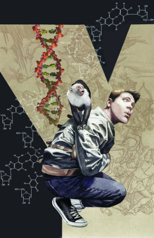 Y: The Last Man #1 (Vertigo Essentials)