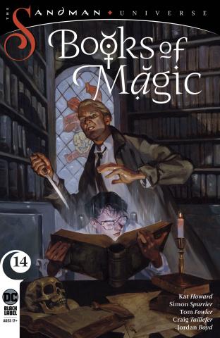 Books of Magic #14