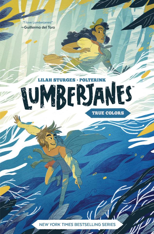 Lumberjanes Vol. 3: True Colors