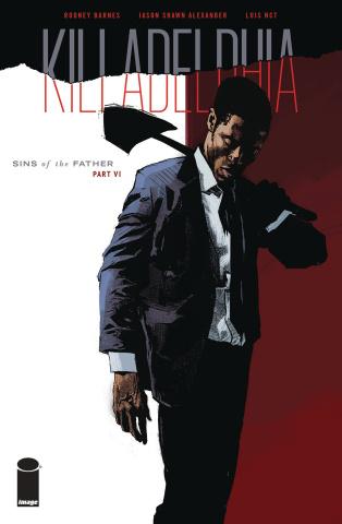Killadelphia #6 (Alexander Cover)