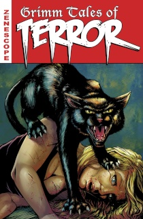 Grimm Fairy Tales: Grimm Tales of Terror #6 (Eric J Cover)
