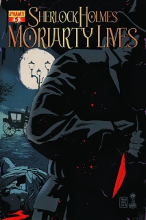 Sherlock Holmes: Moriarty Lives #5