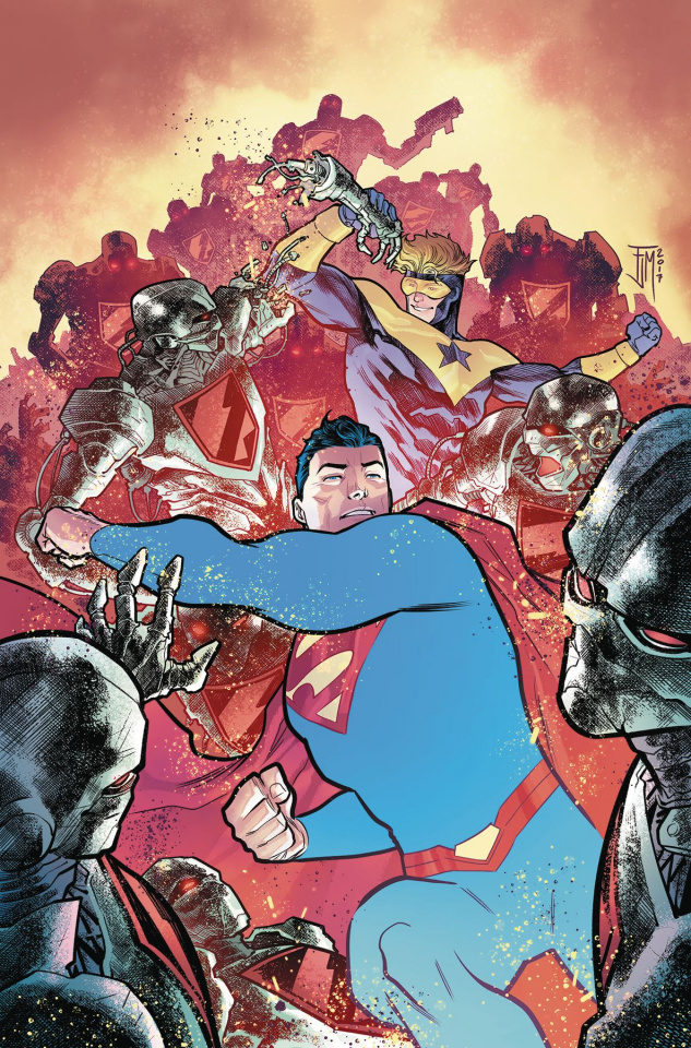 Action Comics: Rebirth Book 3