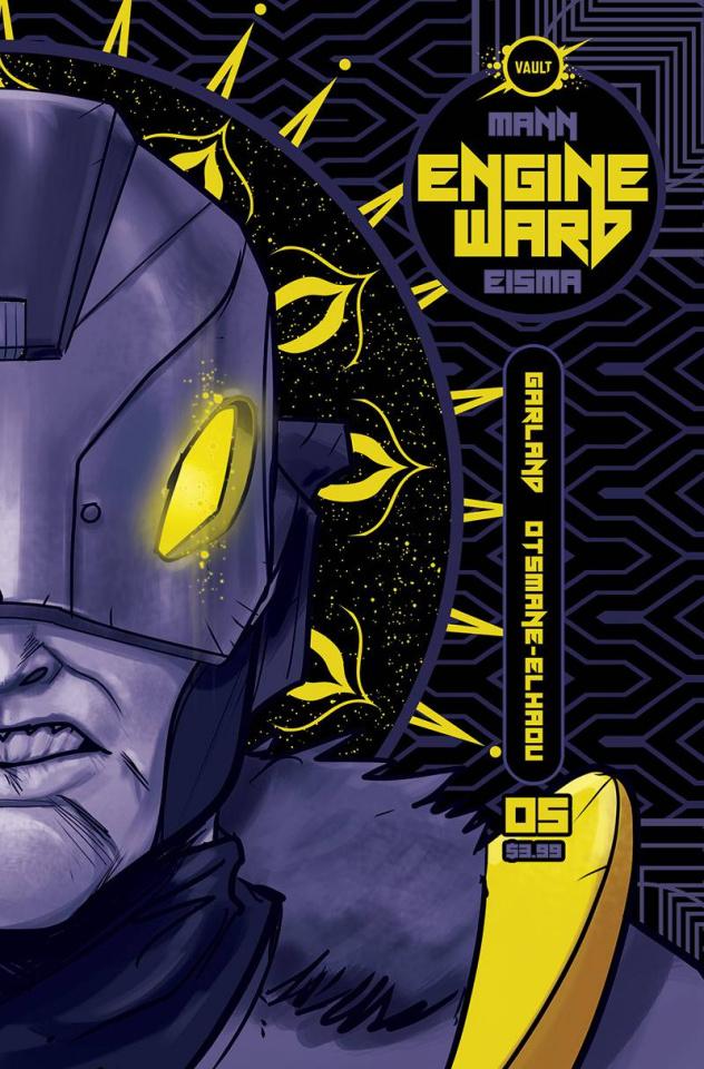 Engineward #5 (Eisma Cover)