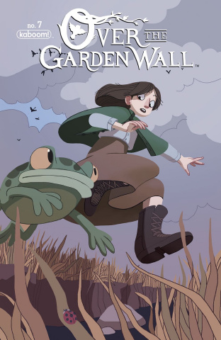 Over the Garden Wall #7 (Subscription Hild Cover)