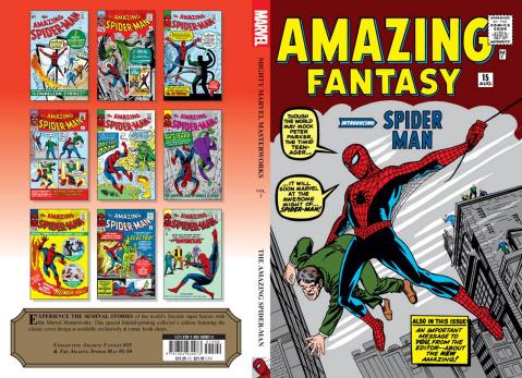 The Amazing Spider-Man: Great Power (Marvel Masterworks)