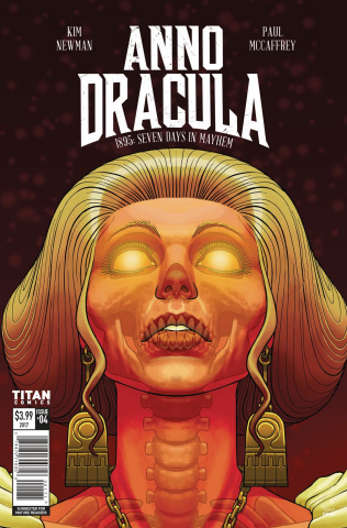 Anno Dracula #4 (McCaffrey Cover)