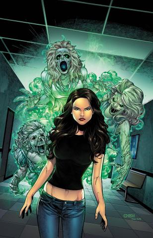 Spirit Hunters #1 (Chen Cover)