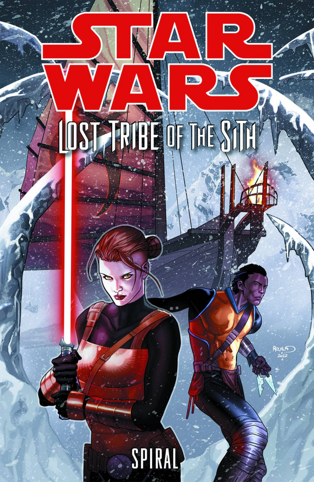 Star Wars: The Lost Tribe of the Sith - Spiral
