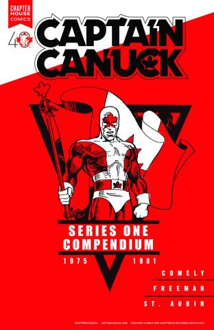 Captain Canuck: Series One Compendium Vol. 1