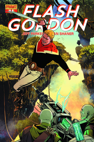 Flash Gordon #1 (Laming Cover)