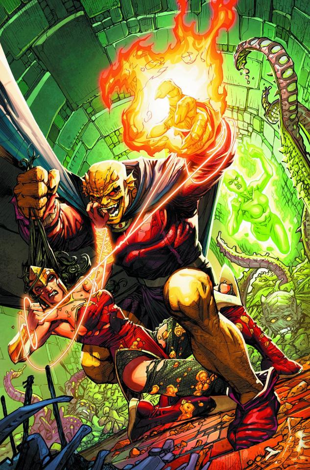 Justice League 3000 #14