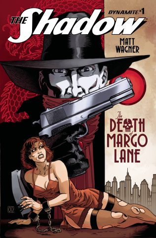 The Shadow: The Death of Margo Lane #1 (Wagner Cover)