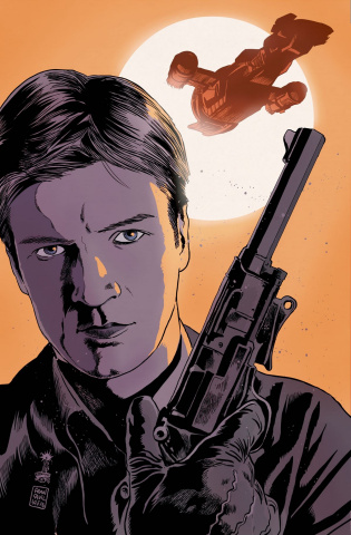 Serenity: No Power in the 'Verse #1 (Local Comic Shop Day)