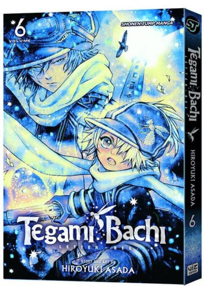 Tegami Bachi Vol. 6