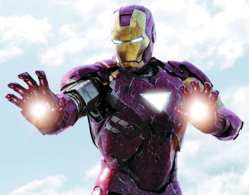 Marvel's Iron Man 3 Prelude #1