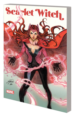 Scarlet Witch by James Robinson (Complete Collection)