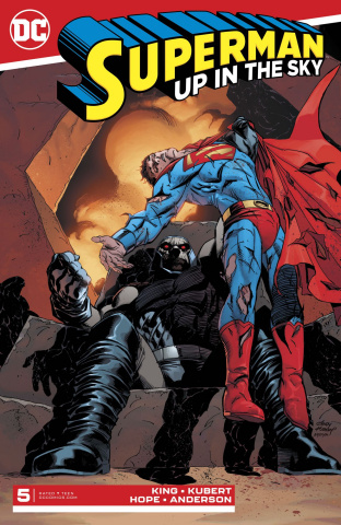Superman: Up in the Sky #5